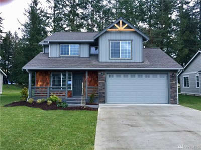 Lynden Single Family Home Sold: 2006 Feather Dr