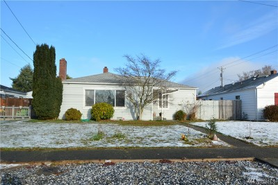 Pierce County Single Family Home For Sale: 4405 N 18th St