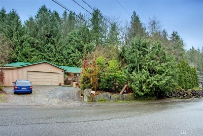 Fall City Single Family Home For Sale: 4906 334th Ave SE