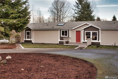 Snohomish Single Family Home For Sale: 16317 83rd Ave SE