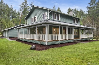 Gig Harbor Single Family Home For Sale: 3121 149th St NW