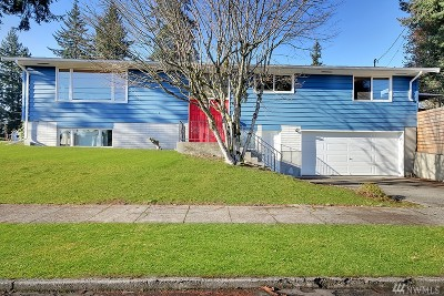 Fircrest Single Family Home For Sale: 436 Harvard Ave
