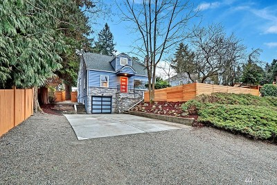 Single Family Home For Sale: 12046 12th Ave NE