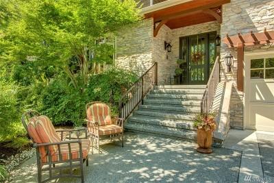 Medina Single Family Home For Sale: 827 80th Ave NE