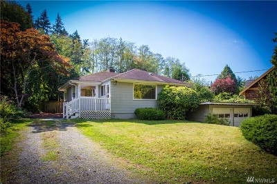Single Family Home For Sale: 502 N Chuckanut Dr