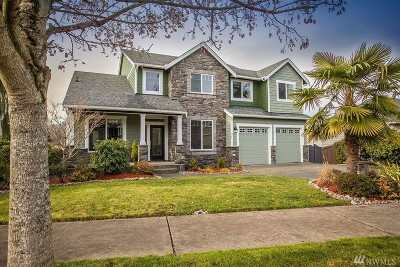 Puyallup Single Family Home For Sale: 920 23rd St SW