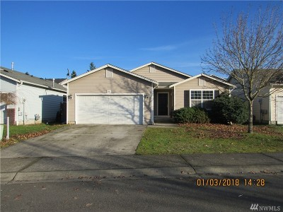 Puyallup Single Family Home For Sale: 17403 84th Ave Ct E