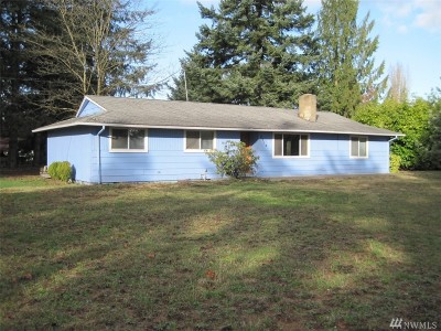 Rochester WA Single Family Home For Sale: $249,900