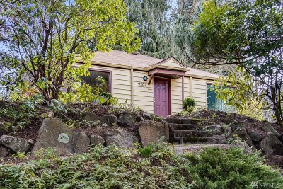 Seattle Single Family Home For Sale: 9202 14th Ave SW