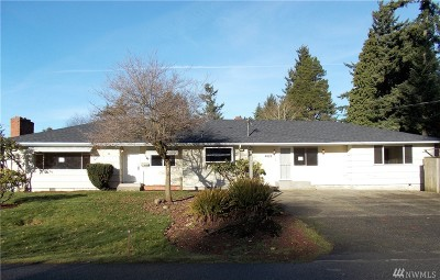 Everett Single Family Home For Sale: 4629 W View Dr