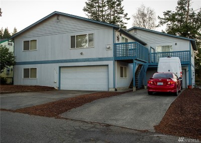 Anacortes WA Multi Family Home Sold: $495,000