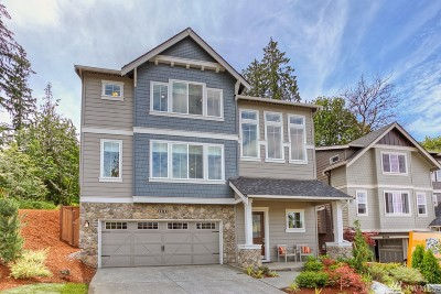 Woodinville Single Family Home For Sale: 12424 NE 152nd St #148