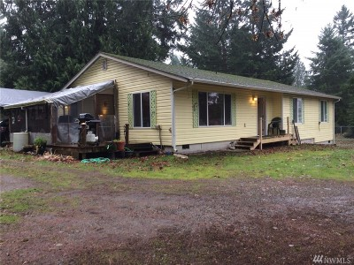 Tacoma WA Single Family Home For Sale: $260,000