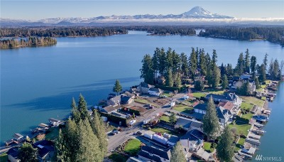 Lake Tapps Single Family Home For Sale: 4433 185th Ave E