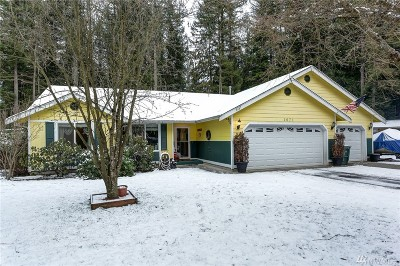 Maple Falls Single Family Home Contingent: 1671 King Valley Dr