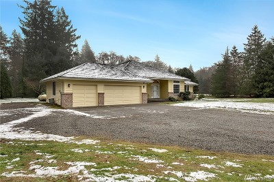 Whatcom County Single Family Home Pending Inspection: 3391 Nicole Lane