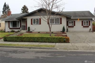 Burlington Single Family Home Pending Inspection: 500 Kenkirk Place