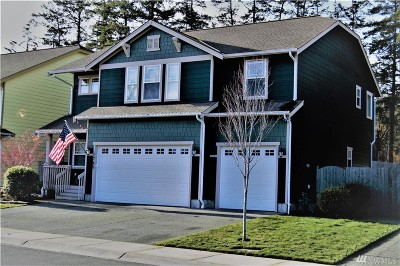 Oak Harbor WA Single Family Home For Sale: $384,000