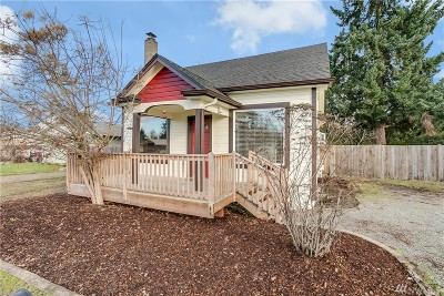 Puyallup Single Family Home For Sale: 1301 18th St NW