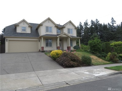 Puyallup Single Family Home For Sale: 1033 23rd St SW