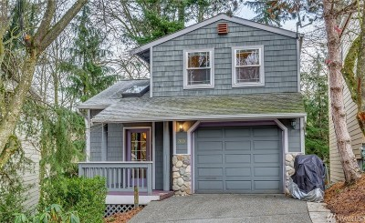 Bellingham Single Family Home Sold: 2031 Ponderosa Ct