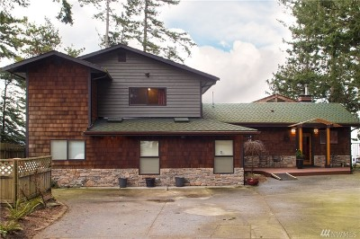 Blaine Single Family Home For Sale: 8289 Fawn Crescent Rd