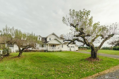 Single Family Home For Sale: 1734 Middle Fork Rd