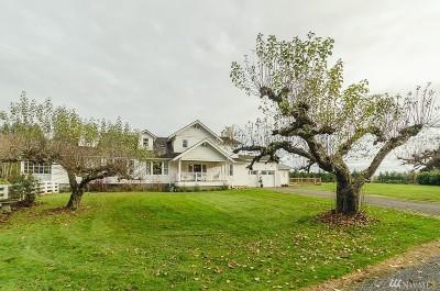 Onalaska Single Family Home For Sale: 1734 Middle Fork Rd