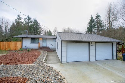 Olympia Single Family Home For Sale: 2721 Trevue Ave SW