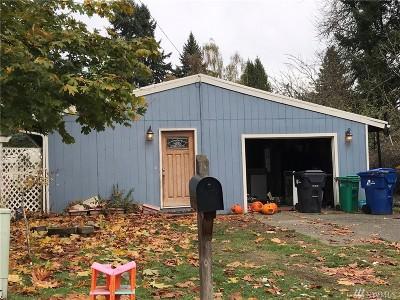 Olympia Single Family Home For Sale: 1616 Brawne Ave NE