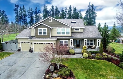 Gig Harbor Single Family Home For Sale: 6311 111th St NW
