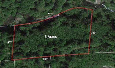 Skagit County Residential Lots & Land For Sale: F And S Grade Rd