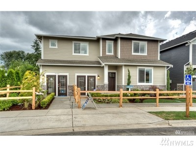Tacoma Single Family Home Contingent: 5310 25th Ave NE #2