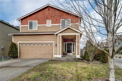Puyallup Single Family Home For Sale: 8705 188th St Ct E