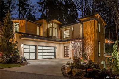 Kirkland Single Family Home For Sale: 10413 NE 43rd St