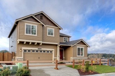 University Place Single Family Home For Sale: 4903 52nd Av Ct W #2041
