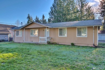Lake Tapps WA Single Family Home Contingent: $365,000