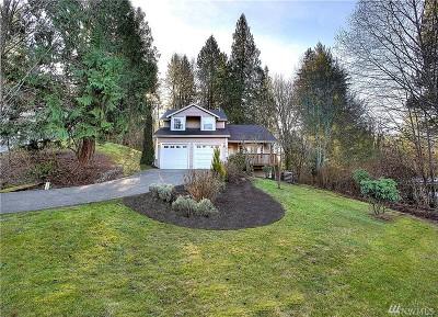 Gig Harbor Single Family Home For Sale: 11818 64th Av Ct NW