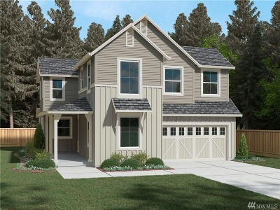 Maple Valley Single Family Home Contingent: 22518 SE 265th Place