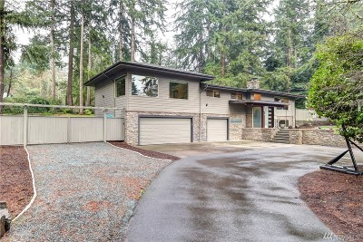 Auburn Single Family Home Contingent: 28150 109th Ave SE