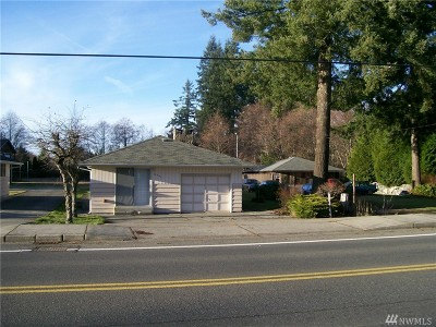 Everett Single Family Home For Sale: 10430 Holly Dr
