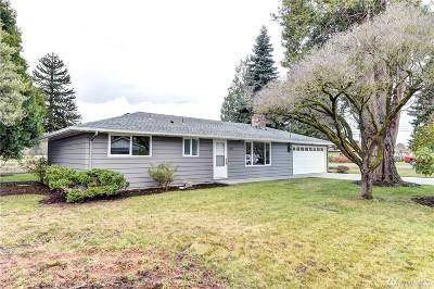 Burlington Single Family Home For Sale: 1900 Sparrs Lane