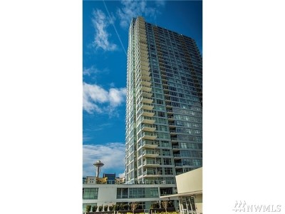 Seattle Condo/Townhouse For Sale: 583 Battery St #716