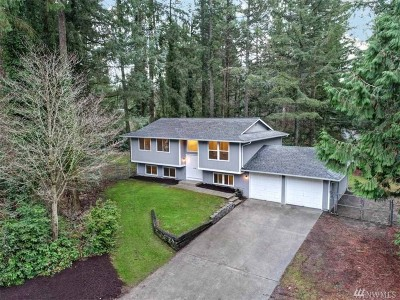 Gig Harbor Single Family Home For Sale: 6608 40th St Ct NW