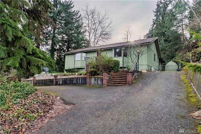 Tukwila Single Family Home For Sale: 5725 S 142nd St