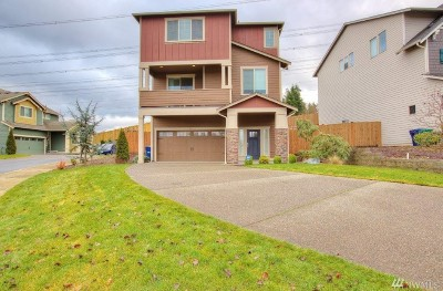 Federal Way Single Family Home For Sale: 713 SW 339th St
