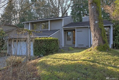Renton Single Family Home For Sale: 16625 158th Place SE