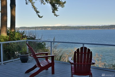 Langley Single Family Home Pending Inspection: 2286 Whidbey Shores Rd