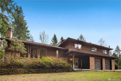 Lake Tapps Single Family Home For Sale: 4814 Ridgewest Dr E
