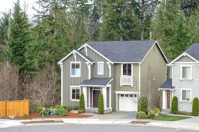 Snoqualmie Single Family Home For Sale: 37425 SE Fury St